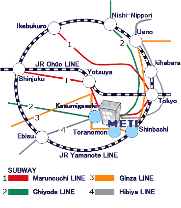 Route Map.Guidance text is written after the map image.