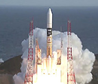 Japan's aerospace tech blasts off