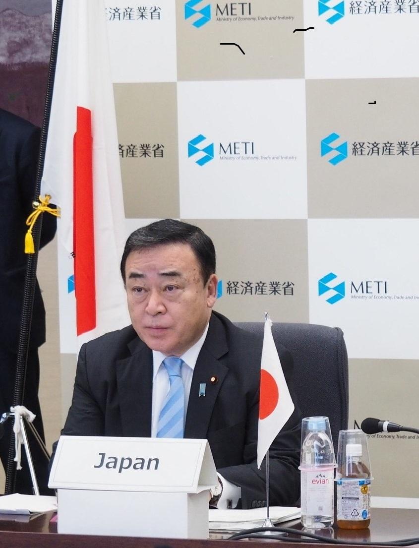 梶山経済産業大臣が東アジア地域包括的経済連携(RCEP)中間閣僚会合に出席しました